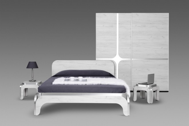 Спален комплект Грейс мебели Ергодизайн