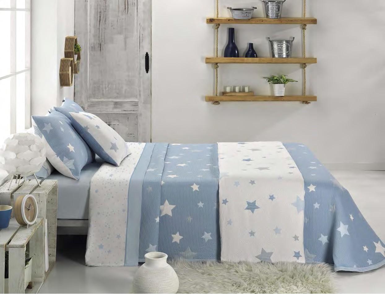 Луксозни двулицеви кувертюри за спални модел DEVON