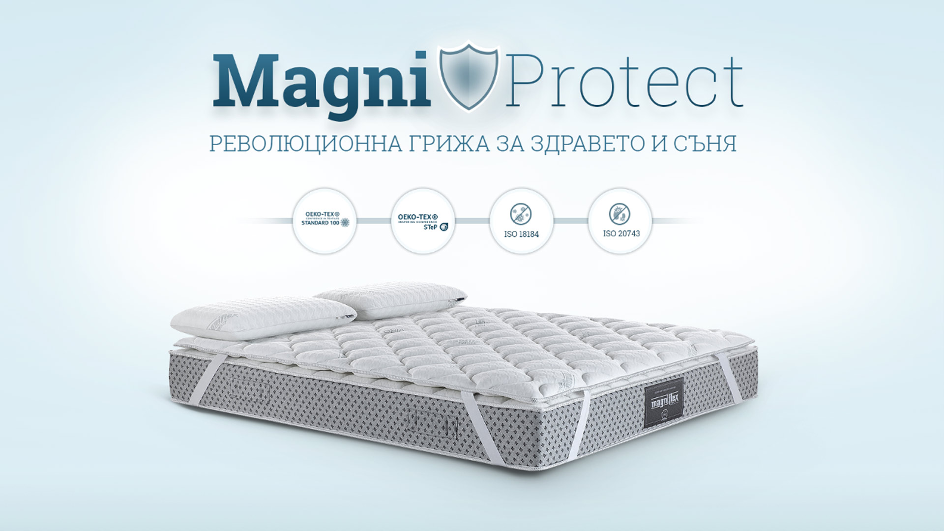 Матрак Magniflex MagniProtect